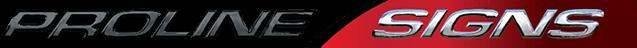Proline Signs Logo