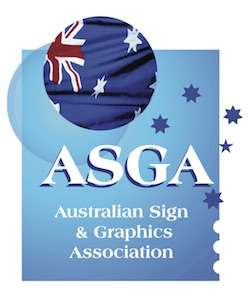 australian sign and graphics association logo