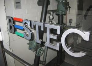 BESTEC 3d signage