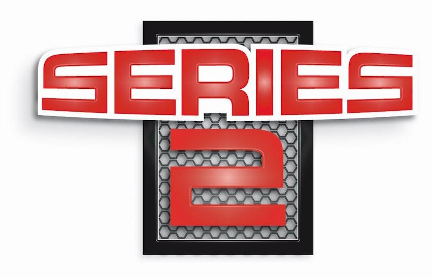 Series 2 business stickers