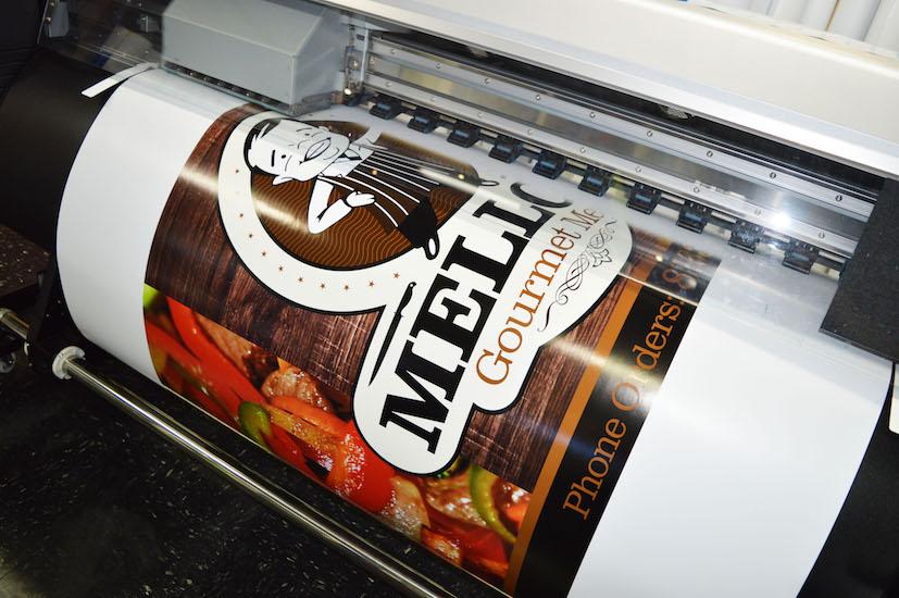 Mellors large format printing