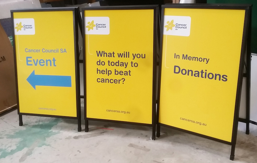 cancer council a frames
