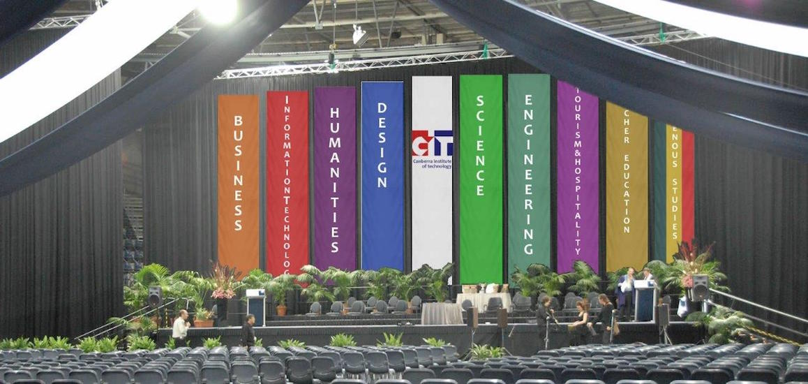 CIT large banners